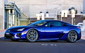 car picker red lexus lflc car picker blue lexus lfa