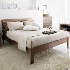 Scandinavian Bed Frames Precious Scandinavian Bed Frame Modest Decoration Style Bedroom
