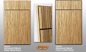 Zebra Wood Kitchen Cabinets Are The Cabinet Zebra Wood Zebrawood Cabinet Draws With Half
