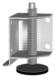 Cabinet Leveler Hafele 637 37 904 Base Leveler Zinc Plated Builderssale Com