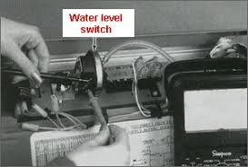 Bathtub Water Level Sensor Testing And Replacing Water Level Switch For Whirlpool Washing