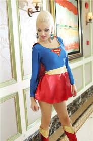 costume christmas picture more detailed picture about supergirl