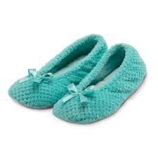 isotoner ladies popcorn ballet slippers ebay