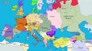 of europe and the byzantine empire about 1000 in map of map of