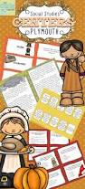 thanksgiving plymouth 250 best 5th grade social studies images on pinterest