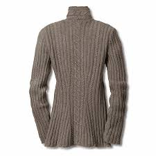 s wool sweaters cable knit s yak wool sweater manufactum shop