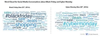 black friday cyber monday amazon prime 2016 sale discount how amazon ruled social media conversations on black friday and
