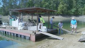 Norris Lake Tennessee Map by Volunteers Keep Norris Lake Shores Clean Wbir Com