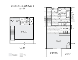 one bedroom floor plan johnson properties