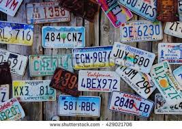 Maine State Vanity Plates License Plate Stock Images Royalty Free Images U0026 Vectors