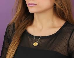 Disc Necklace Disc Necklace Eternity Necklace Semele