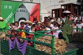 imagenes de la revolucion mexicana en preescolar estudiantes y ciudadanos festejan en grande el aniversario de la