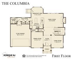 cul de sac floor plans the estates at tinton falls nj u2013 new custom homes in tinton falls