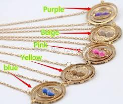 hermione necklace time images Hot sale harry potter time turner hermione granger rotating spins jpg