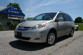 2007 toyota sienna xle awd car finders of maryland used cars