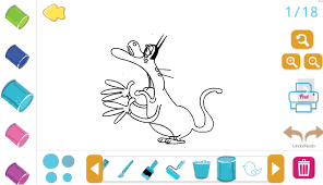 coloring oggy cockroaches android apps google play