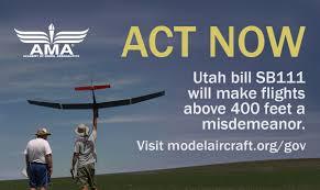 utah to consider flights over 400 feet as a misdemeanor ama