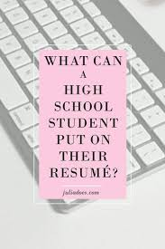 How To Write A Resume Teenager First Job by Best 20 High Resume Ideas On Pinterest College Teaching