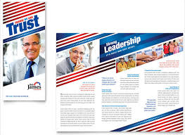 political brochure examples renanlopes me