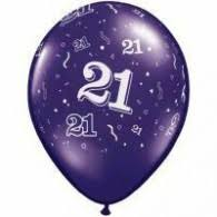balloons for men 21st birthday printed balloons for men