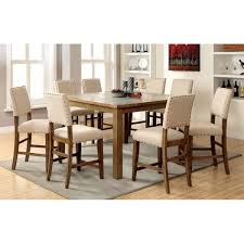 piece counter height dining set