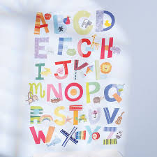 28 wall stickers alphabet bright alphabet wall stickers by wall stickers alphabet alphabet children s wall stickers