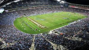 Anz Stadium Floor Plan by Nrl And Techfront To Enhance Origin Experience Bulldogs