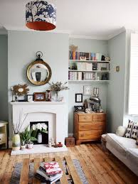The  Best Living Room Vintage Ideas On Pinterest Mid Century - Contemporary green living room design ideas