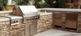 best outdoor kitchen appliances best outdoor kitchen countertops pros cons compared