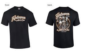 T Shirt Halloween Halloween In Athens