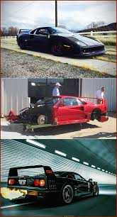 f40 parts inspirational wrecked parts car