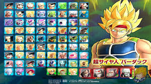 dragon ball battle character roster revealed
