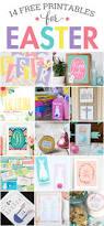 free printable spring u0026 easter banner and pinwheels yellow bliss