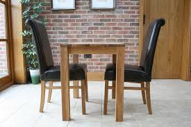 2 Seater Dining Table And Chairs Chair Marvelous Small Oak Dining Table And 2 Chairs Set Dinning