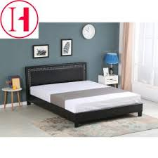 faux leather bed factory suppliers and manufacturer china