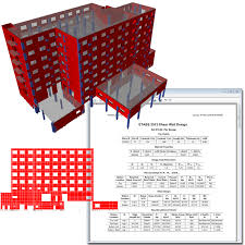 concrete shear wall design example concrete wall design example
