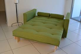 futon double bed size