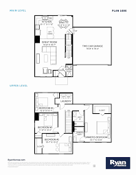 new american floor plans ryan homes floor plans luxury 50 new american west homes floor