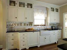 outstanding white shabby chic kitchen cabinets 63 white shabby