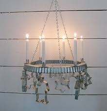 How To Make A Chandelier With Christmas Lights Best 25 Christmas Candle Holders Ideas On Pinterest Diy Xmas