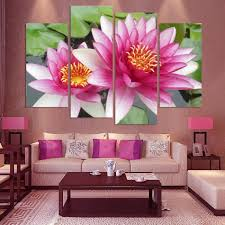 Feng Shui Living Room by Online Get Cheap Feng Shui Flower Painting Aliexpress Com