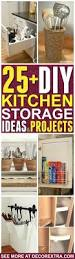 25 genius diy kitchen storage and organization ideas 8 is