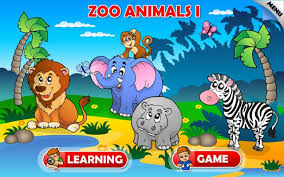 zoo and farm animals for kids android apps on google play