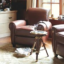 Pottery Barn Leather Most Pinned Lals 8 Pottery Barn Manhattan Leather Chair And