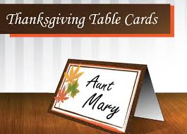 thanksgiving place cards printables freebies