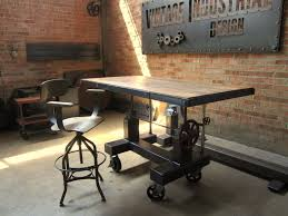 Commercial Drafting Table Antique Architect Drafting Table Reproduction Vintage Industrial