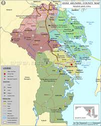 Zip Code Map Orlando by Anne Arundel County Zip Code Map Zip Code Map