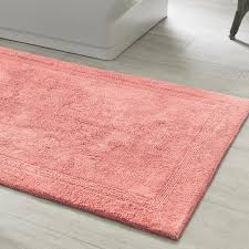 Wall To Wall Bathroom Rugs by 14 Remarkable Coral Bath Rugs Inspiration For You U2013 Direct Divide