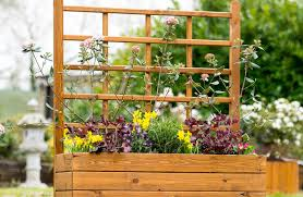 pergola planters wonderful planter with trellis skye trellis