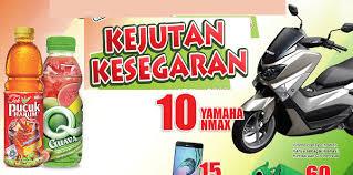 Teh Pucuk Harum Di Alfamart alfamart teh pucuk harum bagi bagi motor yamaha nmax